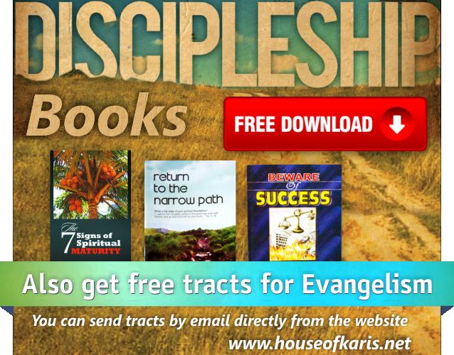 Free Discipleship Books